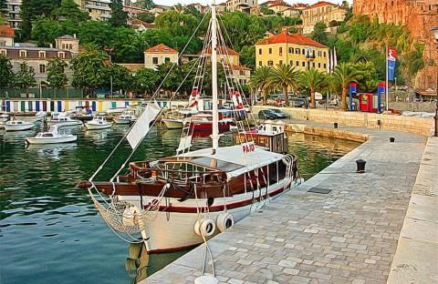 Zdjęcie z rejsu żeglarskiego Wycieczki rowerowe w Czarnogórze