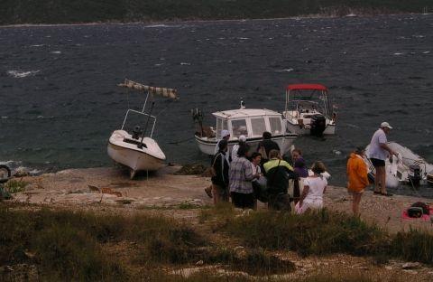 Zdjęcie z rejsu żeglarskiego Sveti Klement