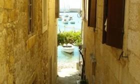 Zdjęcie z rejsu żeglarskiego Komiza (Vis): Restauracja Konoba Barba