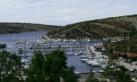 Zdjęcie z rejsu żeglarskiego Kremik: Restauracja przy marinie