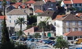 Zdjęcie z rejsu żeglarskiego Milna (Brac): Restauracja Palma