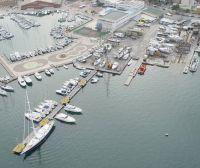 Zdjęcie z rejsu żeglarskiego Bari