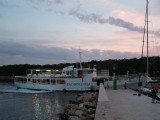 Zdjęcie z rejsu żeglarskiego Prvić: Wieczór w restauracji Stara Makina