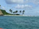 Zdjęcie z rejsu żeglarskiego Clifton na Union Island: Sparrow's Beach Club