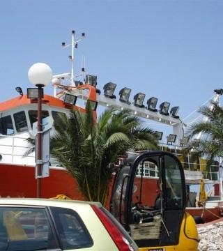 Zdjęcie z rejsu żeglarskiego Rogoznica: Restauracja Maslina