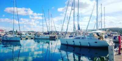 Rejs One Way: Pirovac - Trogir